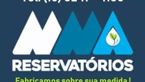 Reservatórios Metálico