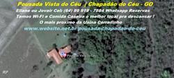 Drone Foto Pousada GO