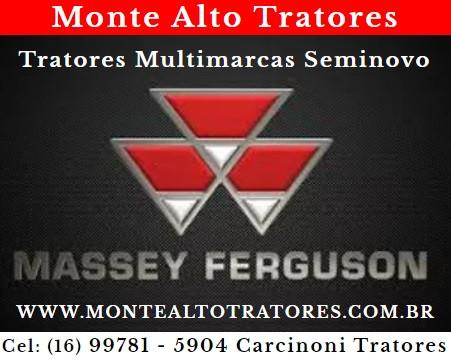 Trator 275 Massey Ferguson