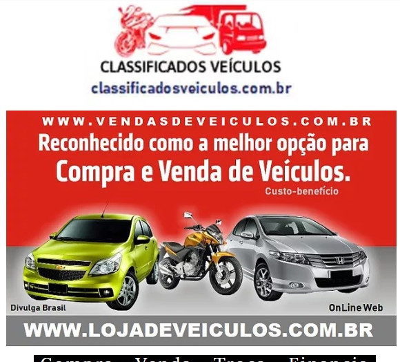 Classificados Veículos