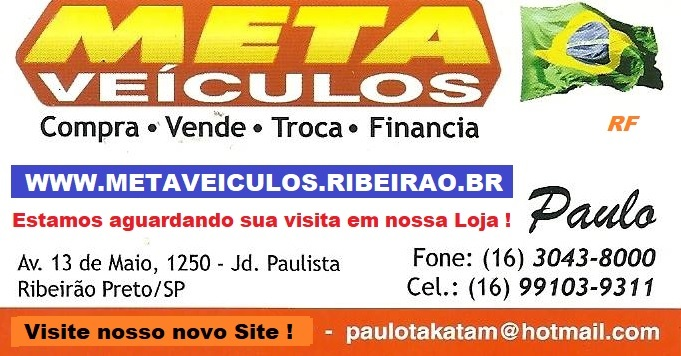 Mkt-RF Meta Veiculos RP Paulo