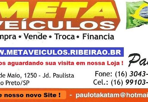 Meta Veículos Ribeirão