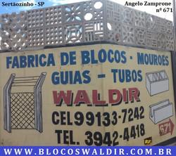 BLOCOS WALDIR
