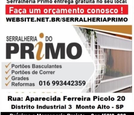 Serralheria Primo