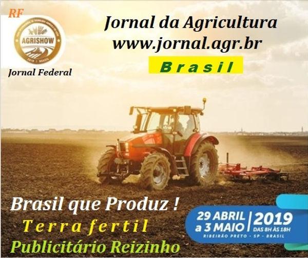 29 de Abril a 3 de Maio de 2019 Agrishow