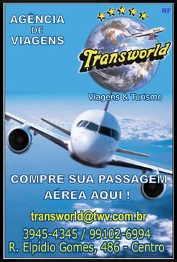 TWV.COM.BR - TRANSWORLD AGENCIA DE TURISMO