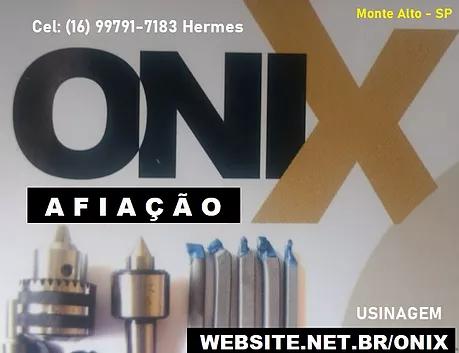 Onix Afiação