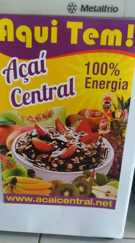 Casa do Norte Sertão. AÇAI