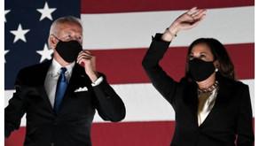 Democrata vence a eleição Biden é eleito presidente dos Estados Unidos
