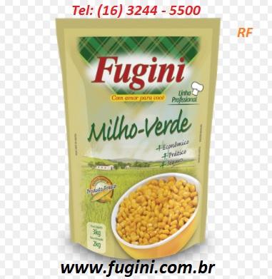 Fugini Alimentos - Milho Verde - RF