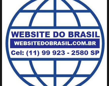 Website do Brasil seu site no ar o ano todo com publicidade na web o melhor custo benefício.