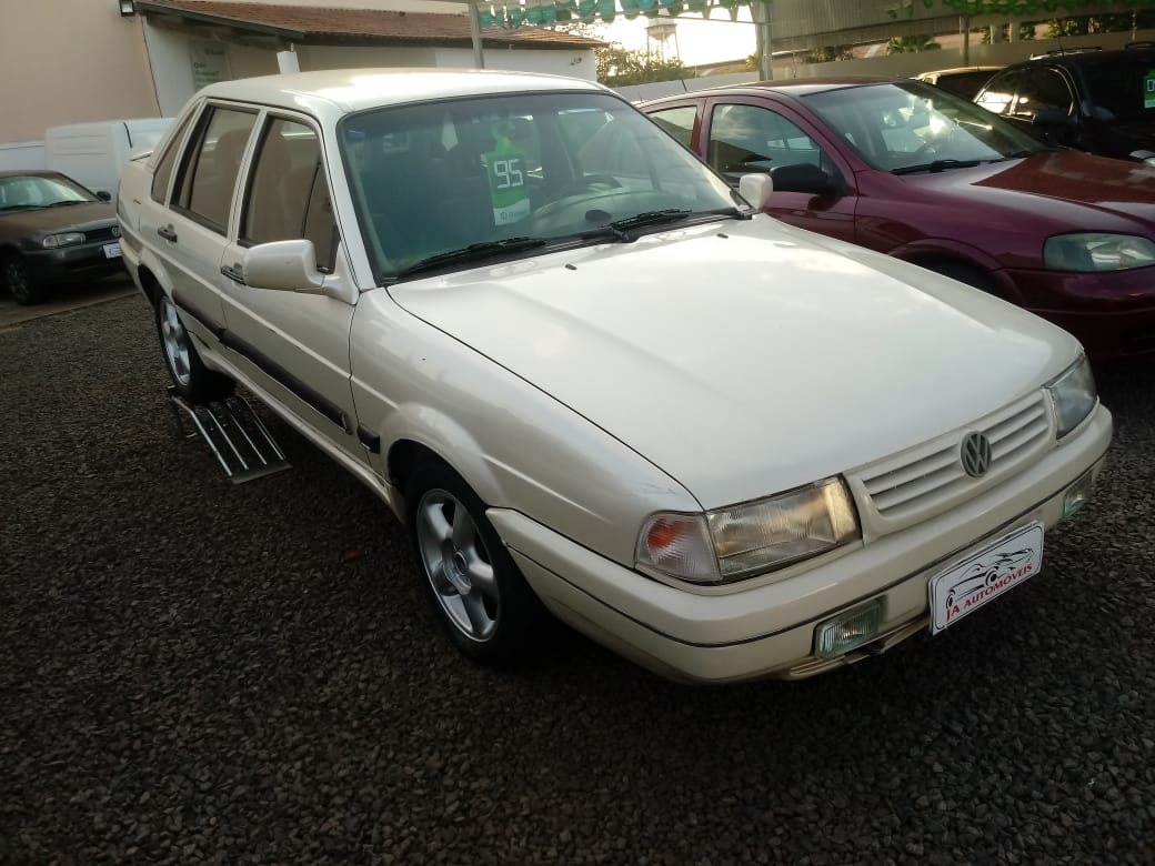 VW Santana GLSI 1995
