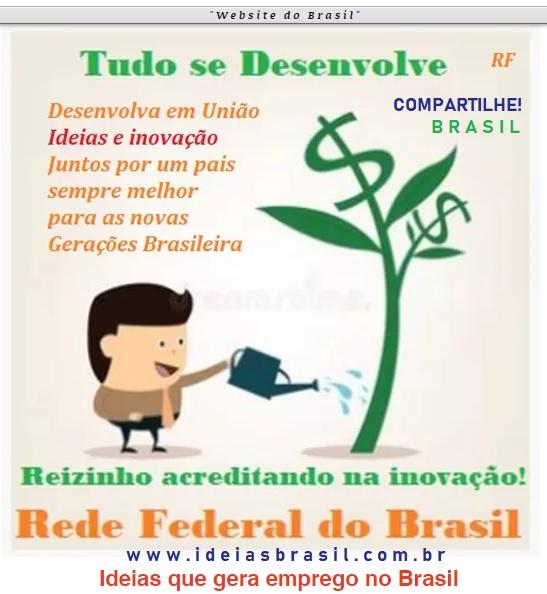 Empregos no Brasil