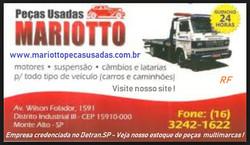 Mkt-RF Mariotto Monte Alto