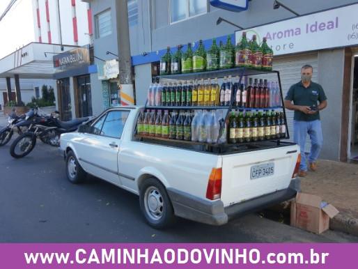 Caminhão do Vinho www.caminhaodovinho.com.br