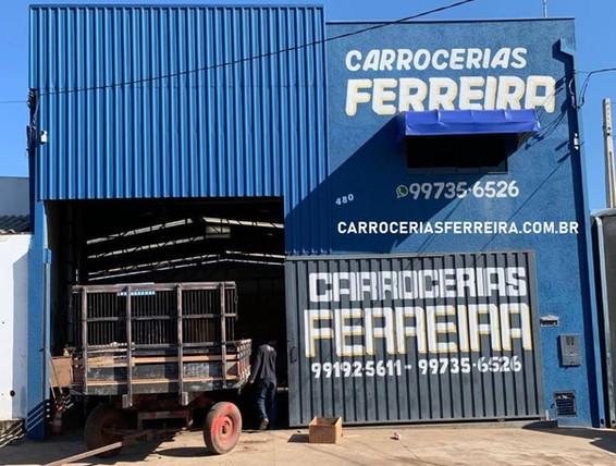 CARROCERIASFERREIRA.COM.BR.industria e o