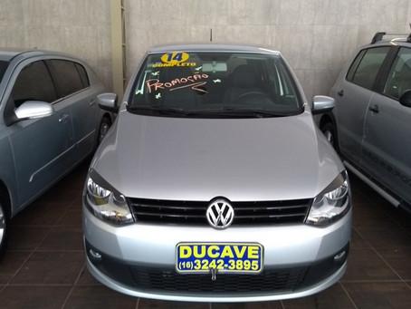 VW Volkswagen Fox GII 1.6 Ducave