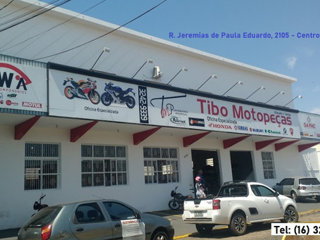 TIBO MOTOPEÇAS Telefone: (16) 3242-9334