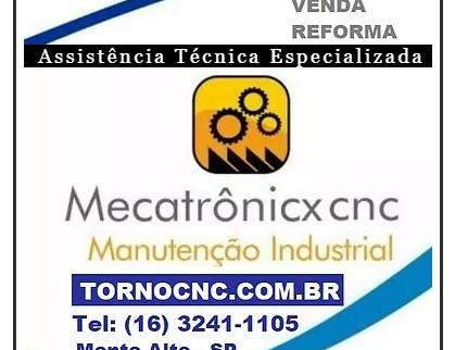 Mecatrônicx cnc Monte Alto - SP www.tornocnc.com.br