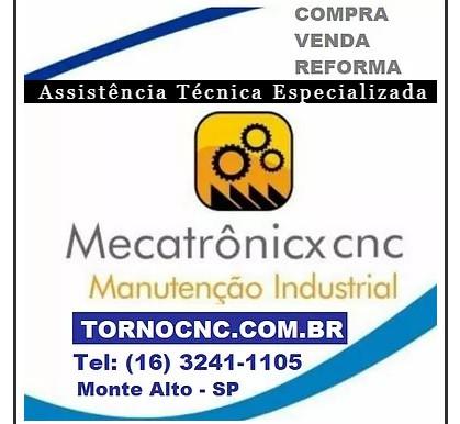 Mecatrônicx cnc Monte Alto - SP