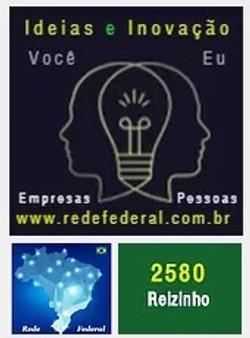 RF Reizinho Jornalista Rede Federal do Brasil