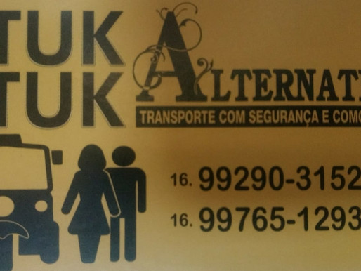 Alternativa Transportes TukTuk