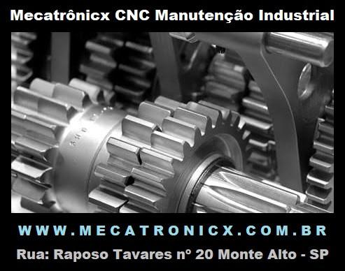 Manutenção de CNC
