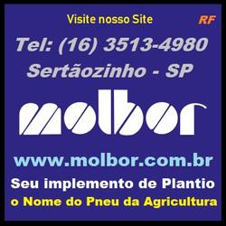 Molbor Pneu da Agricultura Stz -RF