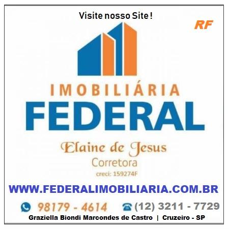 Mkt-RF Federal Imobiliaria - Cruzeiro -
