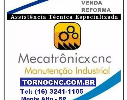 Mecatrônicx cnc
