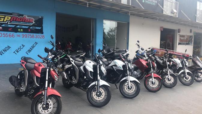 GP Motos www.gpmotostaquaritinga.com.br.