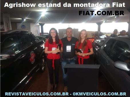 Agrishow 2019 Ribeirão Preto - SP
