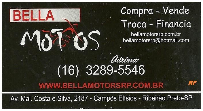 BELLA MOTOS RP