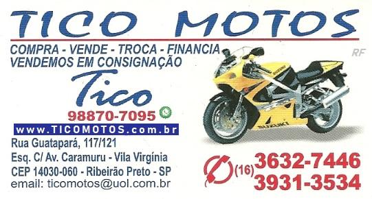 Tico Motos Ribeirão Preto
