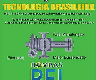 Bombas Centrifuga inovação