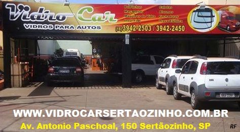 Vidrocar_sertãozinho_Loja