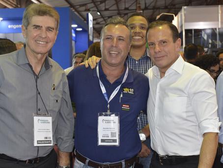 Eleições 2018 resultados João Doria Governador eleito pelo estado de São Paulo e Jair Bolsonaro Pres