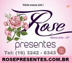 Mkt-RF Rose Presentes - Monte Alto - SP