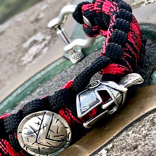 Spartan Paracord Bracelet