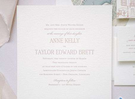 NEW ORLEANS MICRO WEDDING