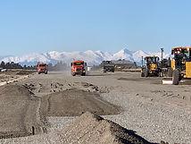 heavy construction