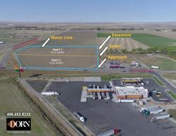 Hardin Commercial Land