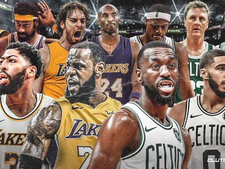 Celtics Versus Lakers Rivalry Renewed