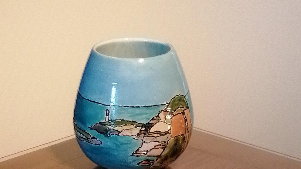 small posy vase