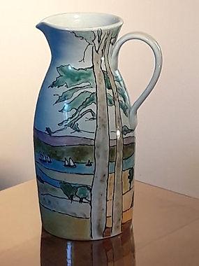 Tall jug with lake.jpg