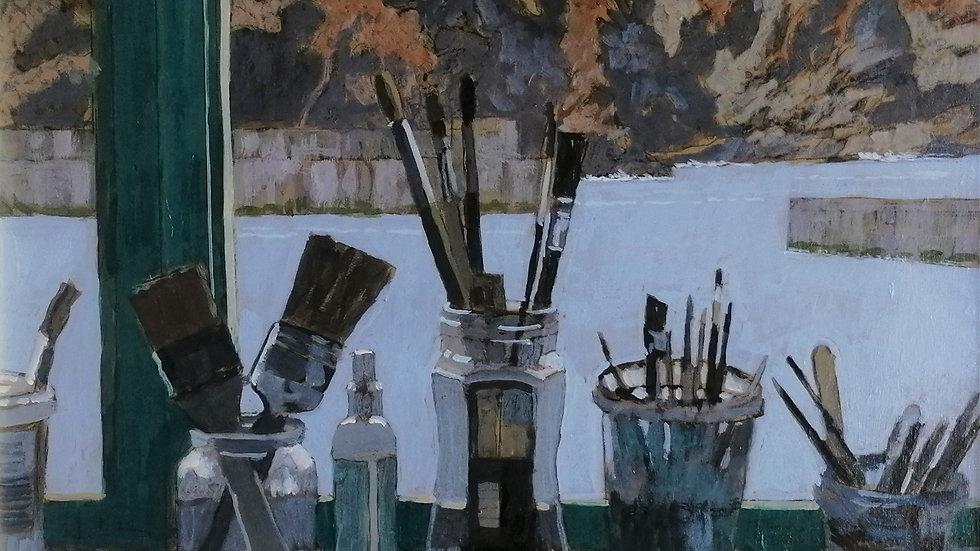 """Studio View Port Issac"" Mike Hall"