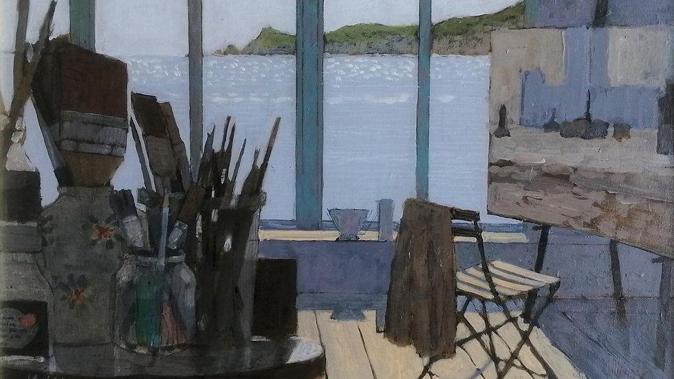 """""""Coastal Studio"""" Mike Hall"""