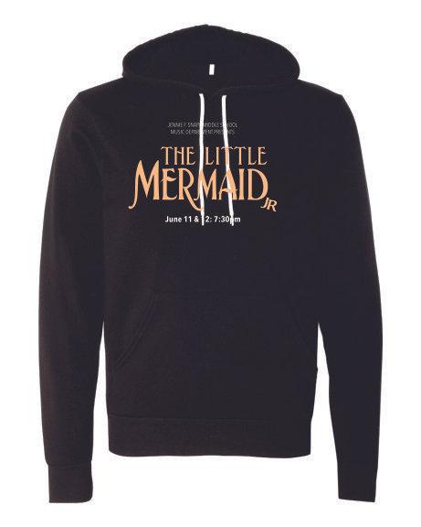 The Little Mermaid Pullover Hoodie