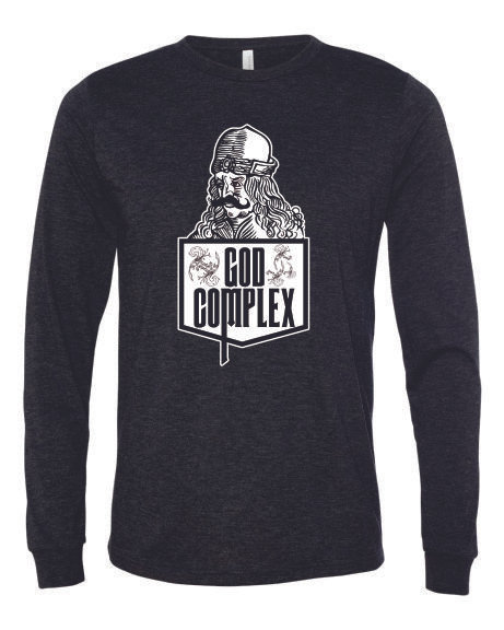 North Brewery God Complex Long Sleeve Shirt