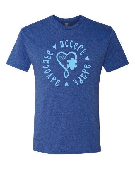 Advocate - Accept - Adapt AWA Shirt